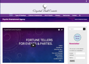 Crystal Ball Events