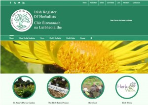 Irish Register Of Herbalists