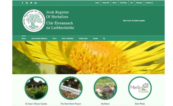 Irish Register Of Herbalists