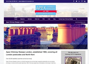 Apex Chimney Sweeps London
