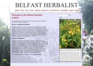 belfast herbalist