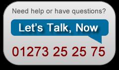 call abisti 01273 252575