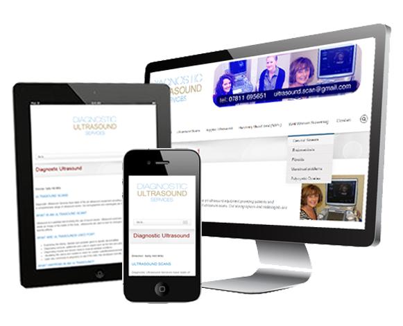 Responsive Web sites