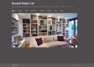 Russell Blake Ltd