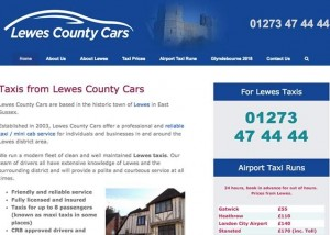 Lewes County Cars
